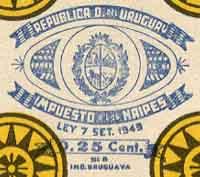 1949 tax stamp