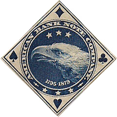 American Bank Note Co. wrapper seal, c.1910