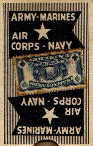 Anma US Armed Forces, 1942