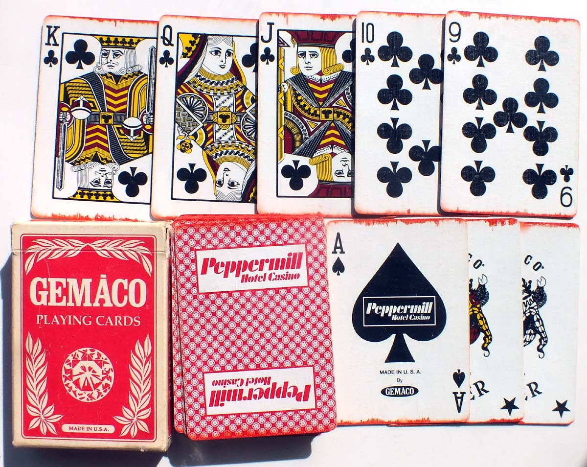 GEMACO Playing Cards