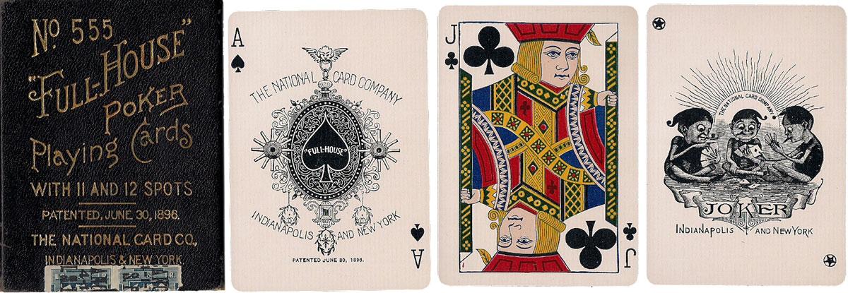 Full House Poker No.555