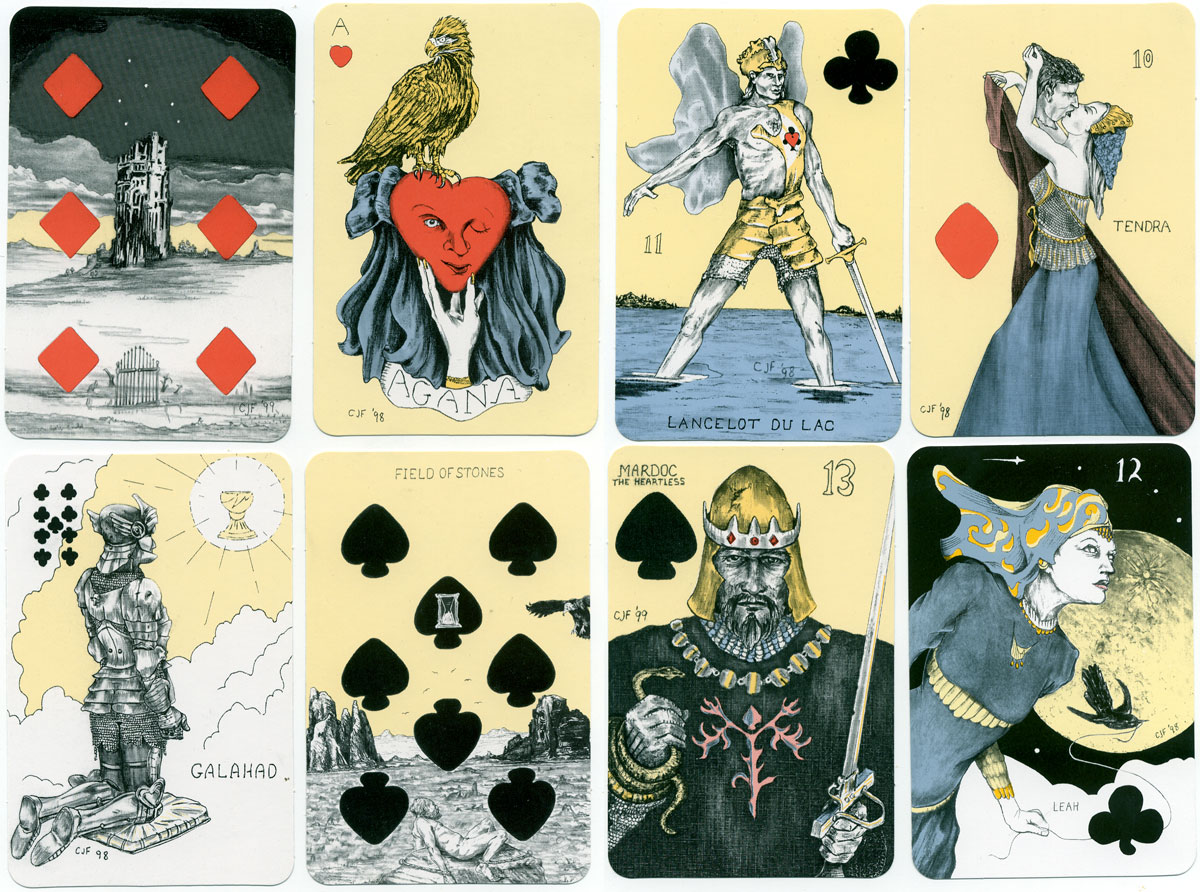 cards from the Picture Book of Ana Cortez