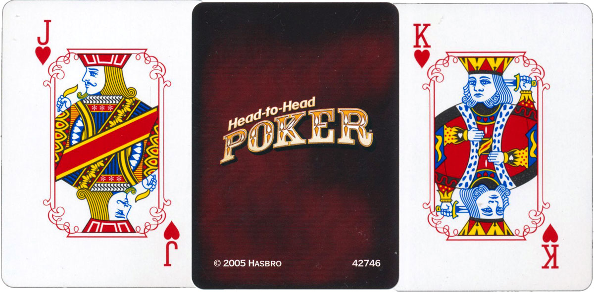Head-to-Head Poker by Parker Brothers / Hasbro, 2005