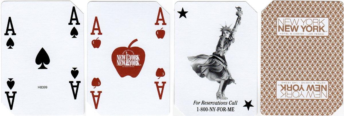 Aristocrat New York New York Casino by USPCC