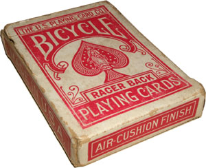 Bicycle No.808 box, c.1927