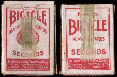 Bicycle Seconds, c.1928