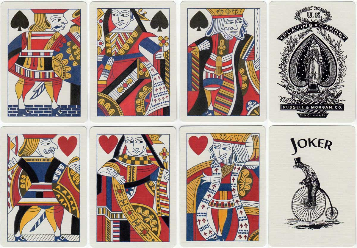 Faro Vintage Playing Cards, 2019