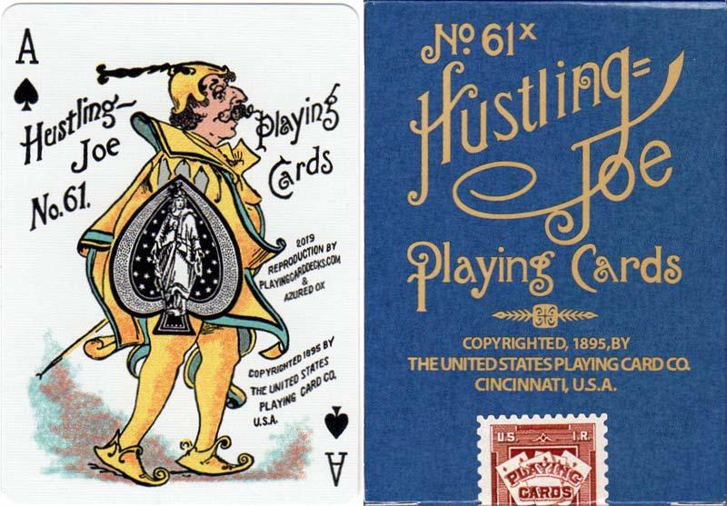 Hustling Joe No.61, 2019 reproduction edition