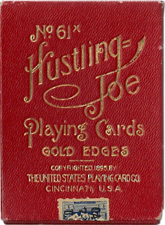 Hustling Joe No.61, 1895