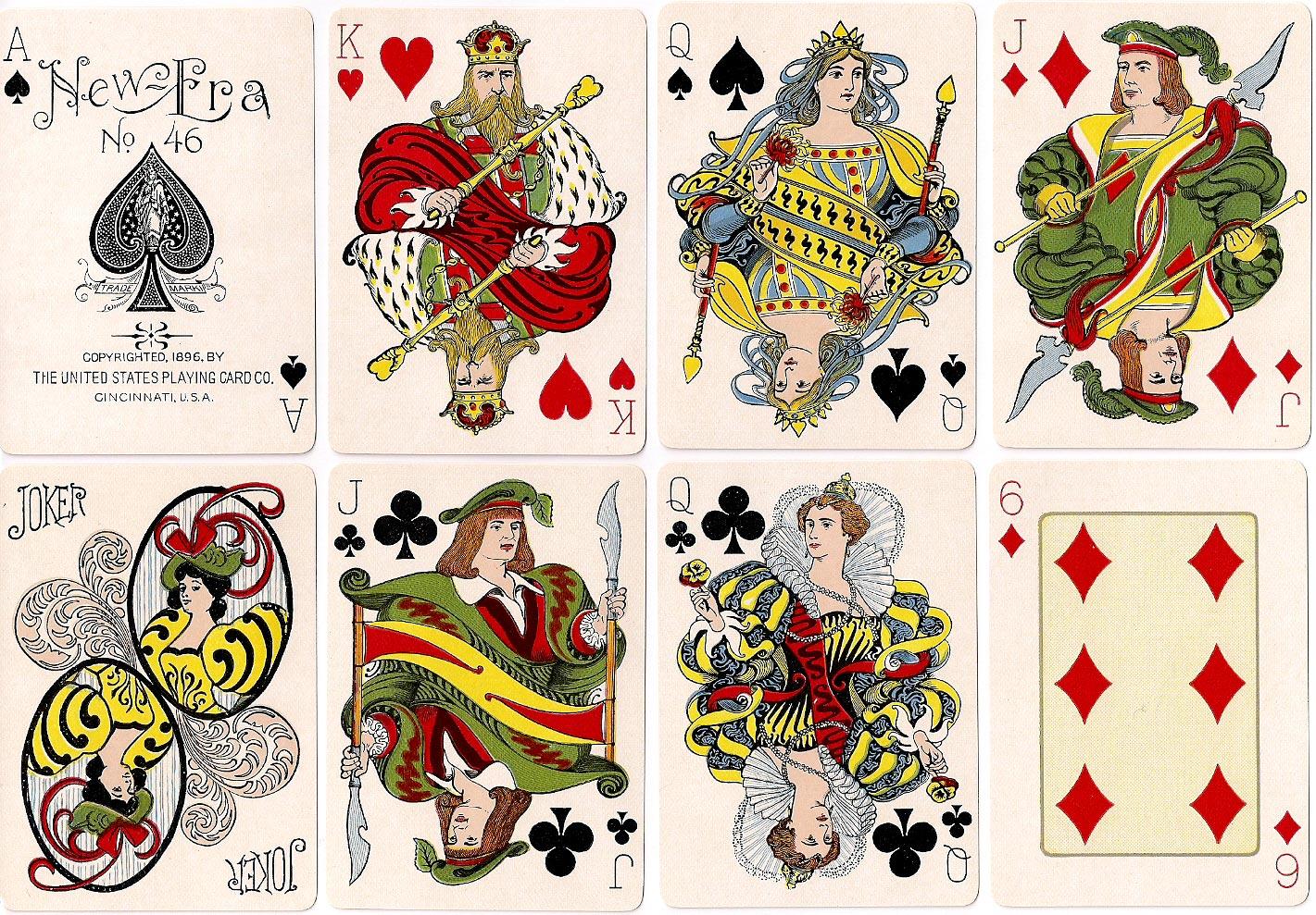 Как сделать игральные карты своими руками 6