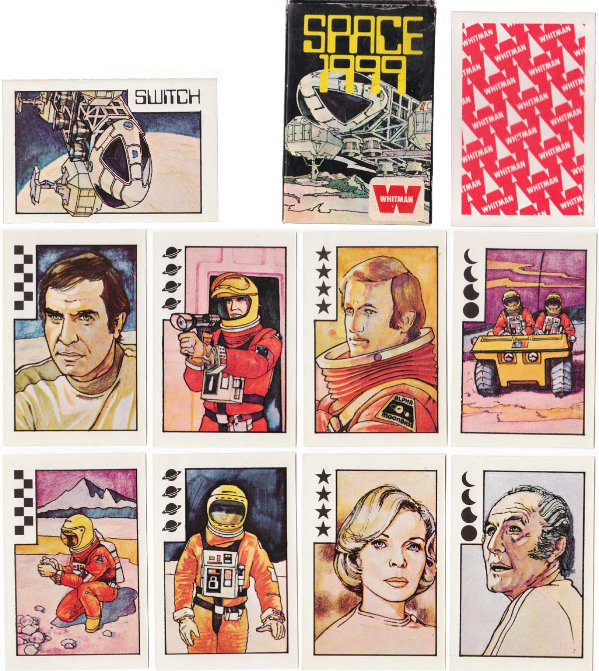 Space 1999, published by Whitman, 1978