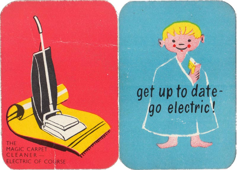 Electric Snap by the South Wales Electricity Board, 1950s