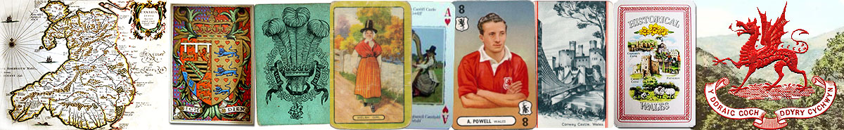 Playing cards in Wales - Welsh playing cards