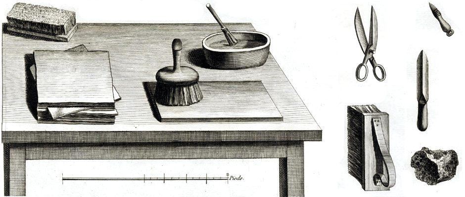 cardmaker's tools
