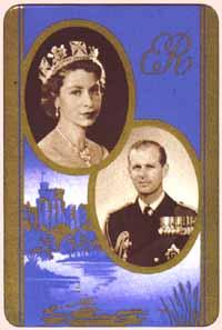 Coronation Souvenir, 1953