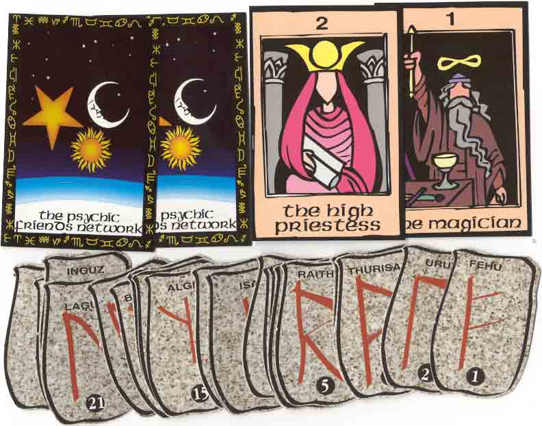English Tarot Cards The World Of Playing Cards