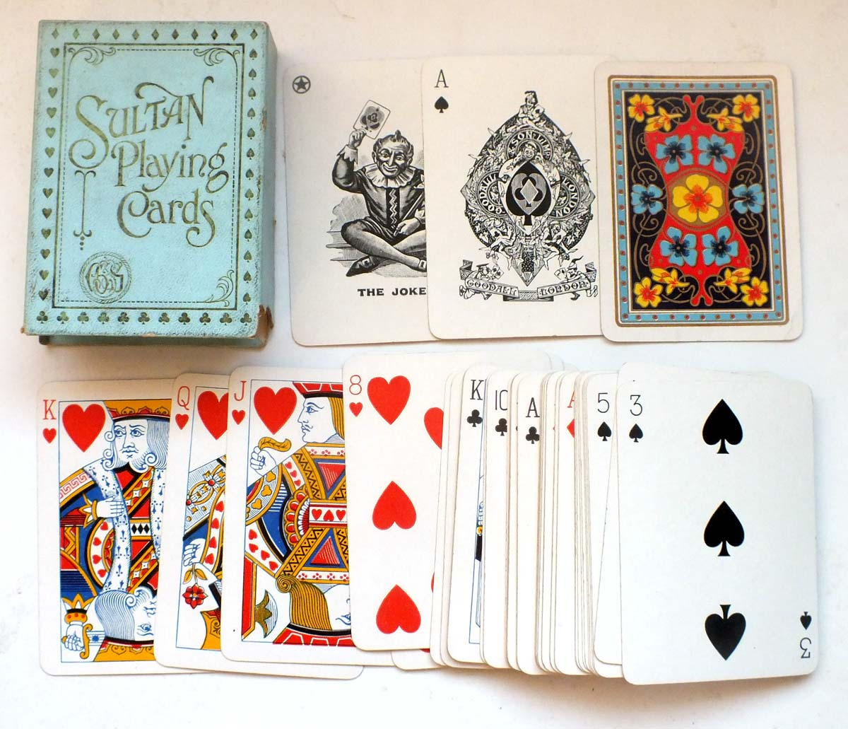 dating goodall playing cards 2 decks of goodall bezique cards dating to the 1860s,  the playing cards are in excellent condition,  the ruby lane group.