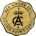 Alf Cooke Ltd, Crown Point Leeds factory seal
