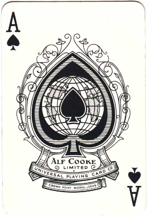 History Of Alf Cooke S Playing Cards The World Of