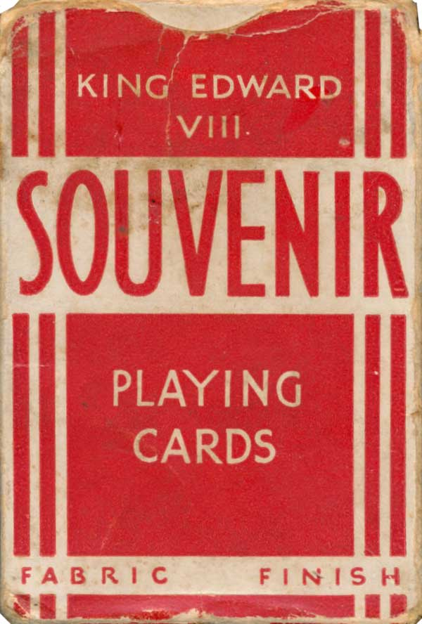 King Edward VIII Souvenir, 1936