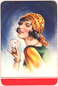 New Bond Playing cards, c.1936