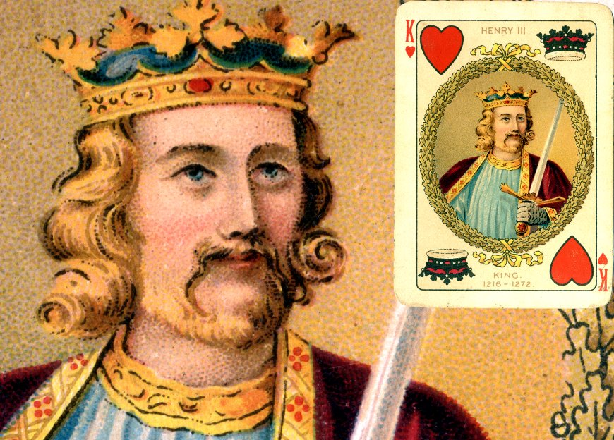 Playing card printed by chromolithography, Goodall & Son, London, c.1897