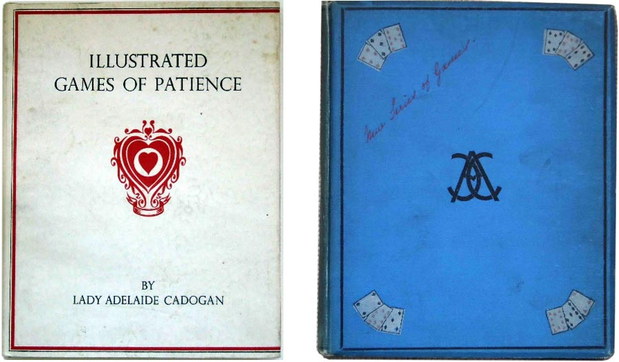 Lady Adelaide Cadogan published in 1874 and 1887