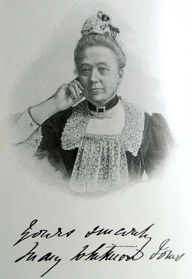 Mary Whitmore Jones