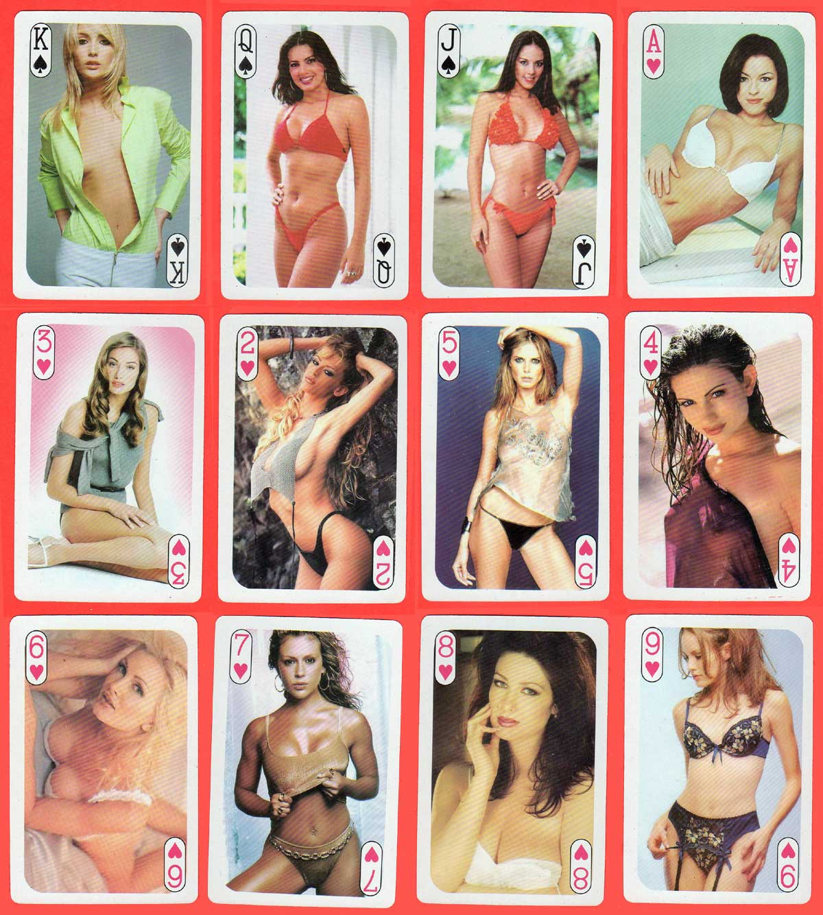 Pin-up deck no.5513 by unknown publisher