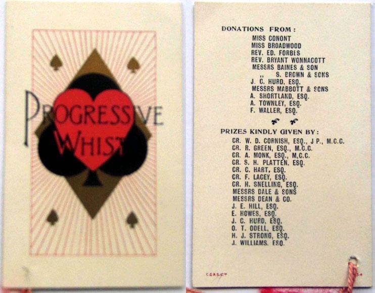 Progressive Whist