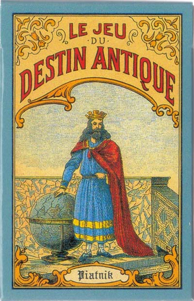 Le Jeu du Destin Antique published by Piatnik, 1986