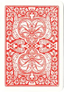 Animal Grab card game back, c.1900