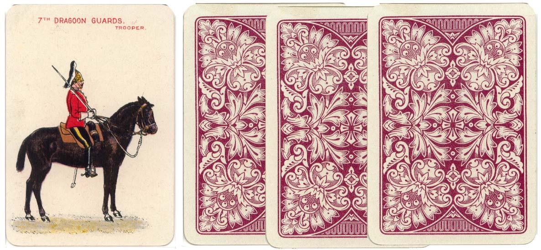 "The ""Cavalry Game"" manufactured by Thomas de la Rue & Co Ltd, c.1900-10"