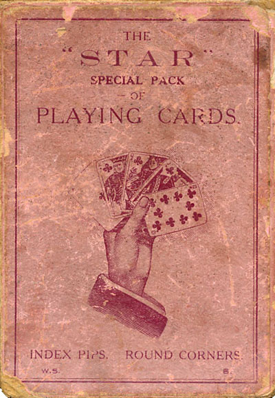 Empire Card Company: Star Playing Cards, c.1910