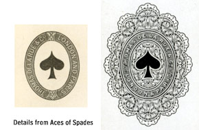 aces of spades [detail]