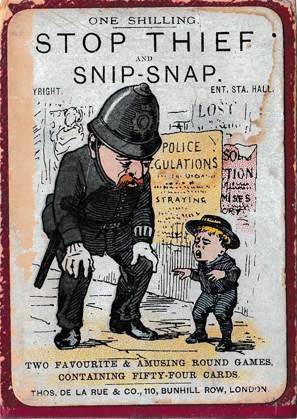Stop Thief, c.1895