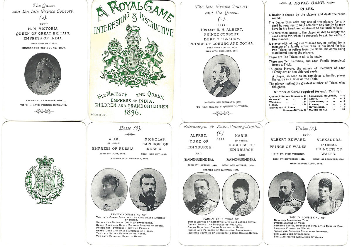"""A Royal Game"", 1896"