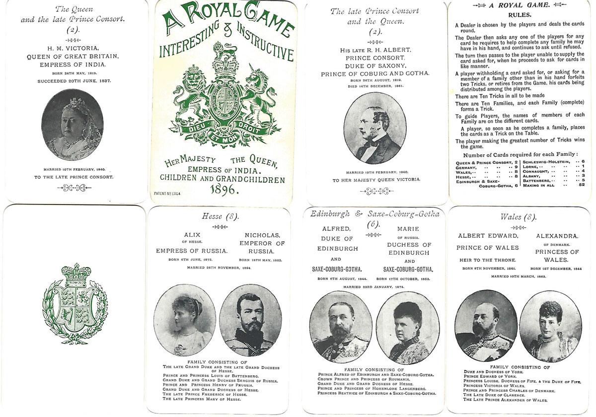 """A Royal Game"", 1896"