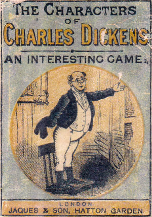 """Characters from Charles Dickens"", c.1880"