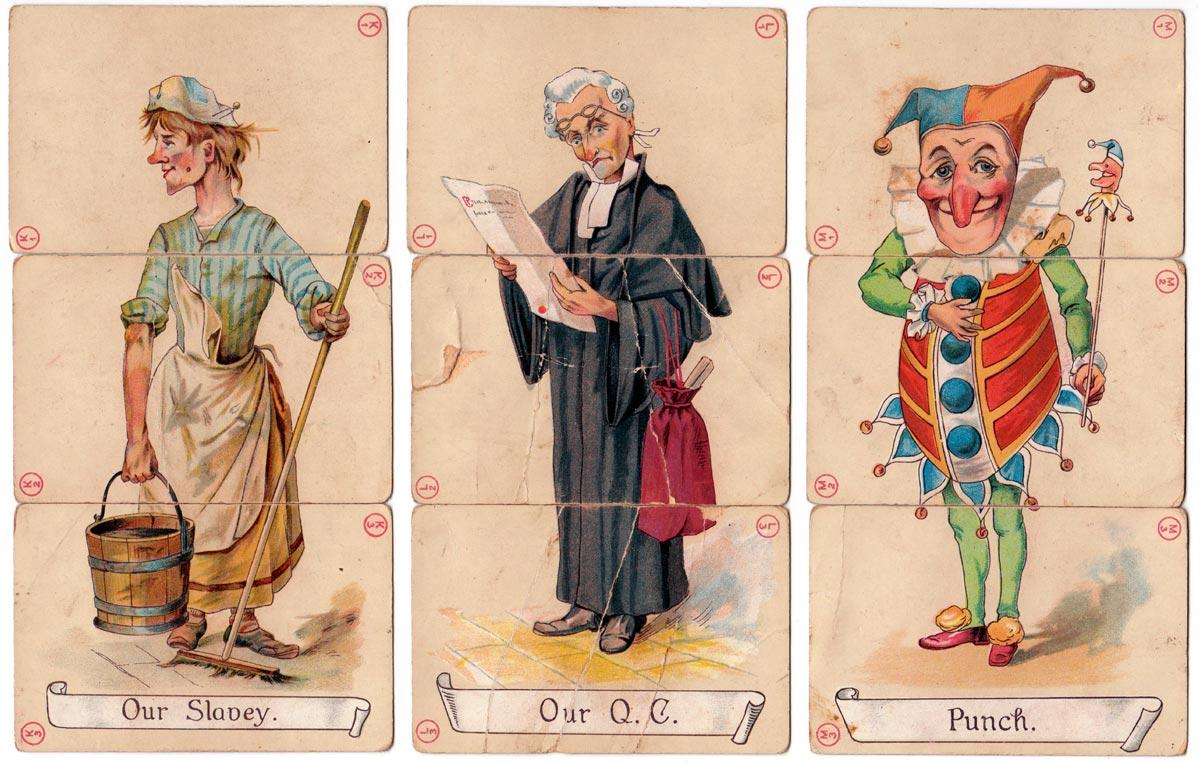 """Karoo"", later reissued as ""Triplem"", by Oppenheimer und Sulzbacher, c.1900"