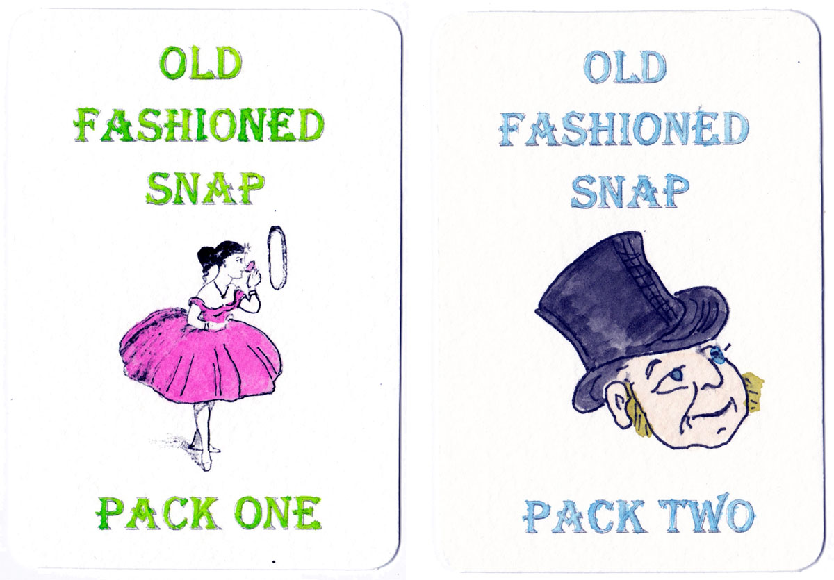 'Old Fashioned Snap' set 2 created by Rex Pitts, 2016