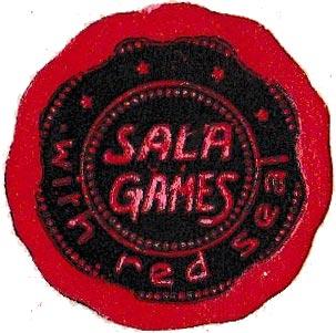 Sala Games seal