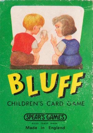 """Bluff"", 1960s"