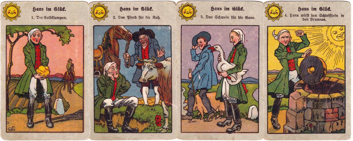 Märchen-Quartett