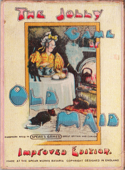 Spears Old Maid c.1900
