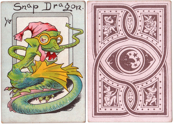 """Snap"" or ""Snap Dragon"", Spears Games c.1920-30"