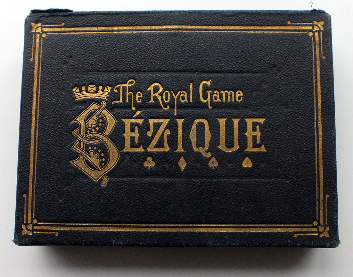 The Royal Game of Bézique, c.1895