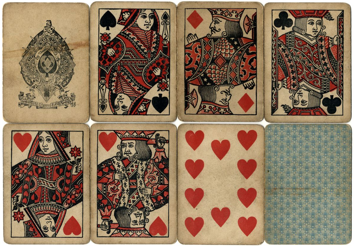 Retro poker cards gambling commission netherlands