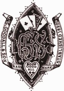 Goodall & Sons logo from letterhead