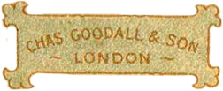 Historic Shakespeare, Chas Goodall & Son, 1893